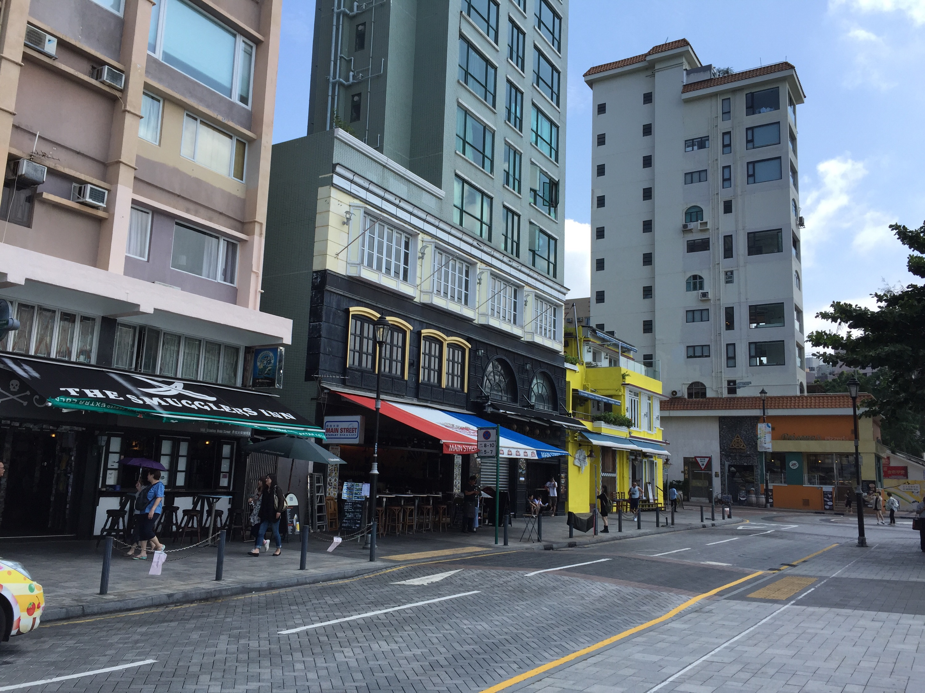 how to get to stanley market hong kong
